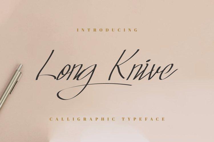 LongKnive example image 1