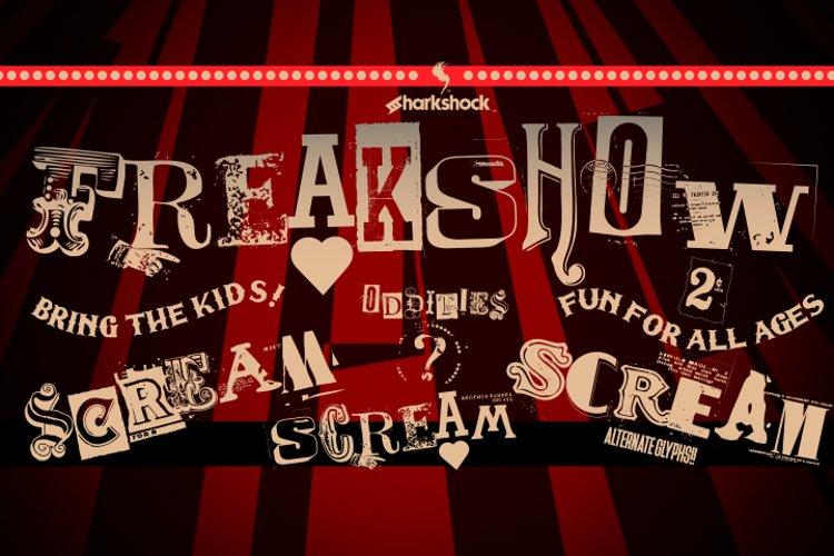 Freakshow example image 1