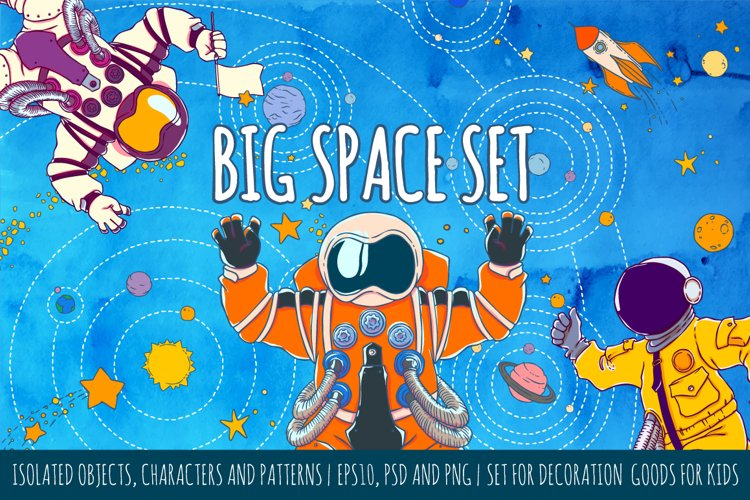 Space Set example image 1