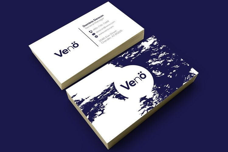 Creative Business Card 16 example image 1