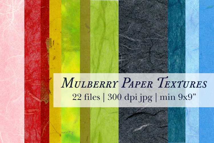 Mulberry Paper texture pack example image 1