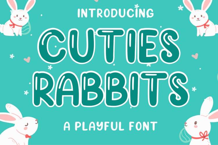 Cuties Rabbits