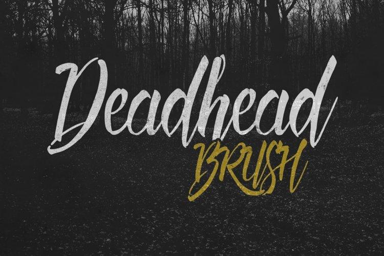 Deadhead Brush