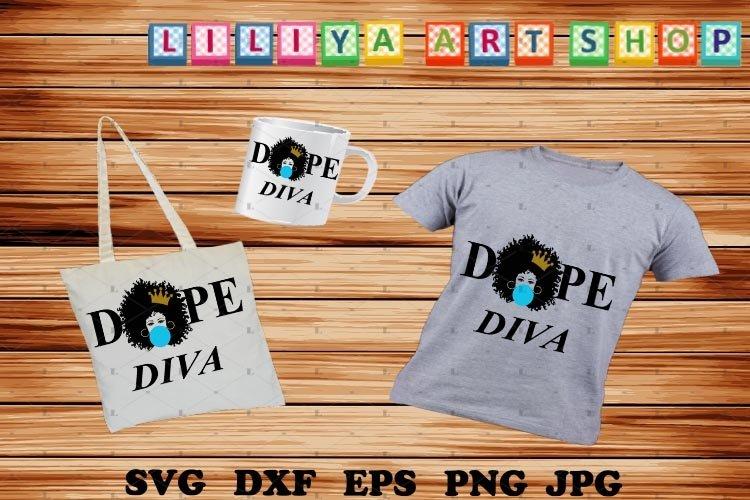 Dope Diva svg,Dope svg,,Dope girl svg,Black history svg