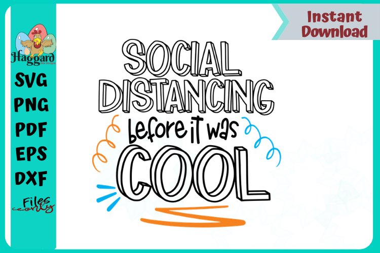 Social Distancing before it was cool example image 1