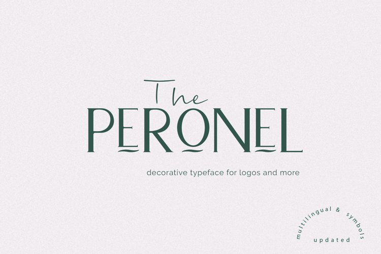 The Peronel example image 1