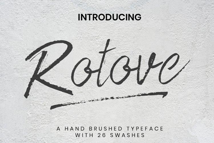 Rotove example image 1