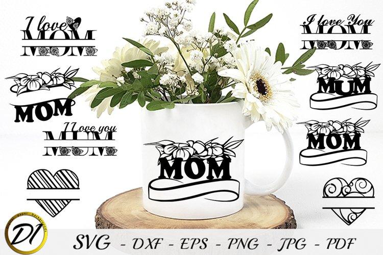 Mothers day monogram bundle. I love you mom.