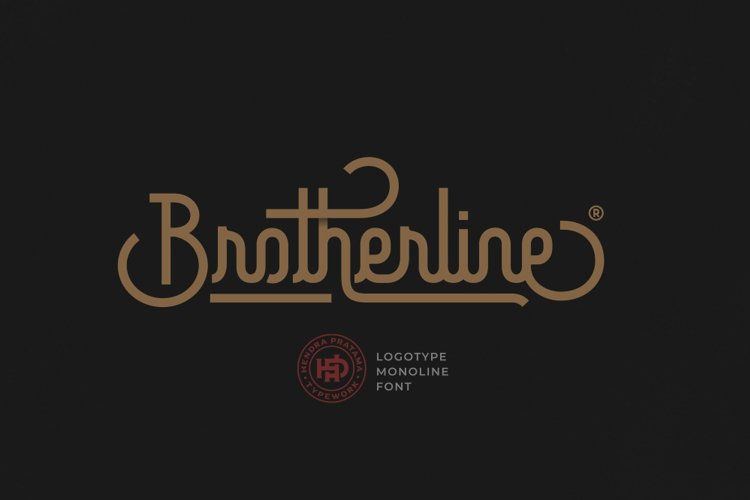 Brotherline example image 1