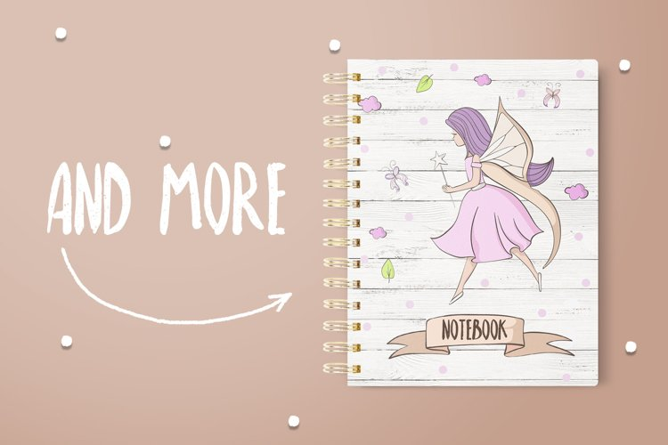 Fairies - Free Design of The Week Design3