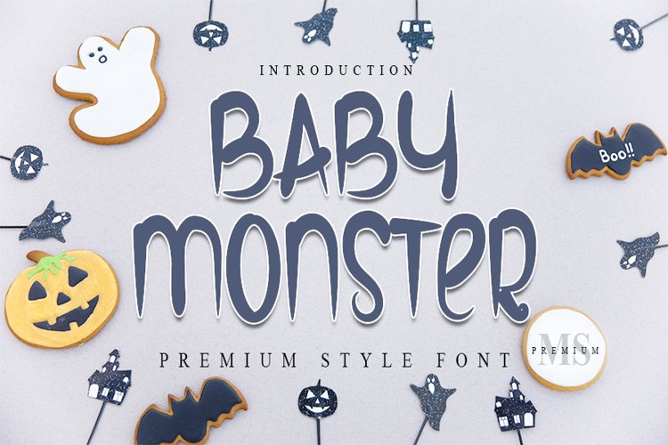 Baby Monster example image 1