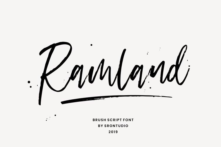 Ramland example image 1
