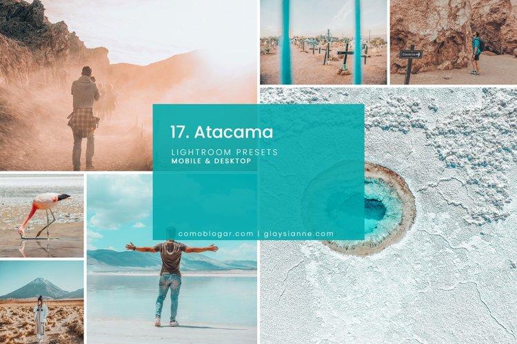 17. Atacama - Lightroom Presets example image 1