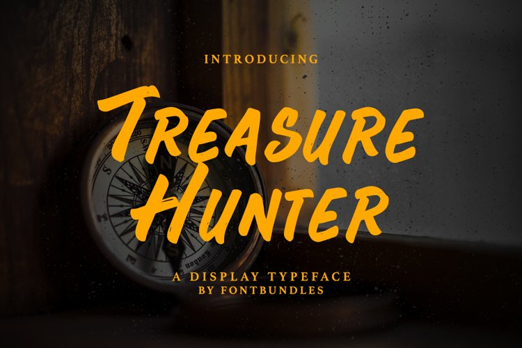 Web Font Treasure Hunter example image 1