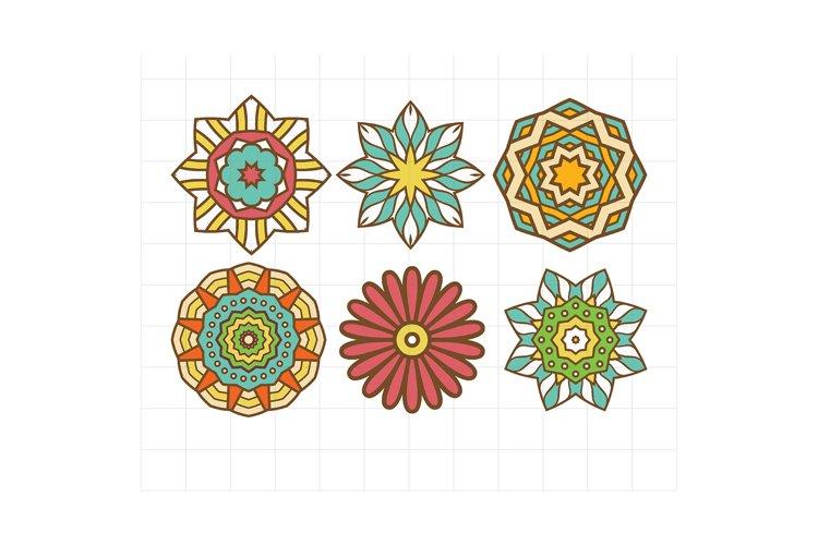 Lovely Mandala Patterns