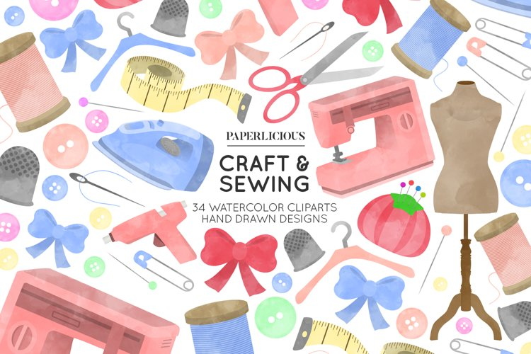 Sewing Cliparts