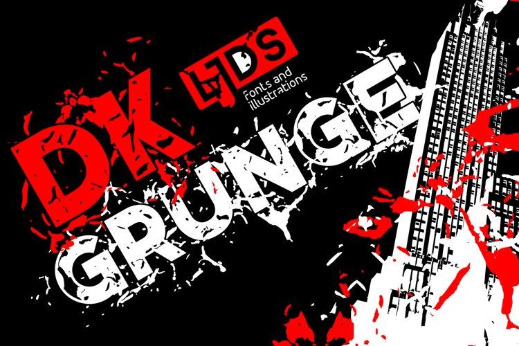 DK Grunge example image 1
