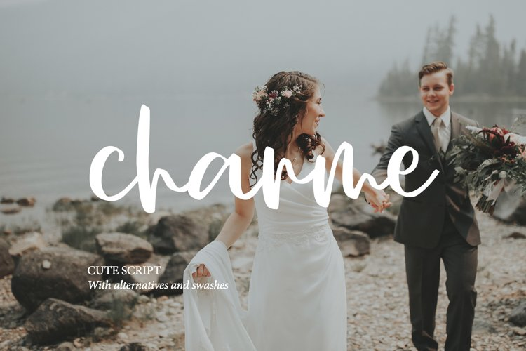CHARME SCRIPT example image 1