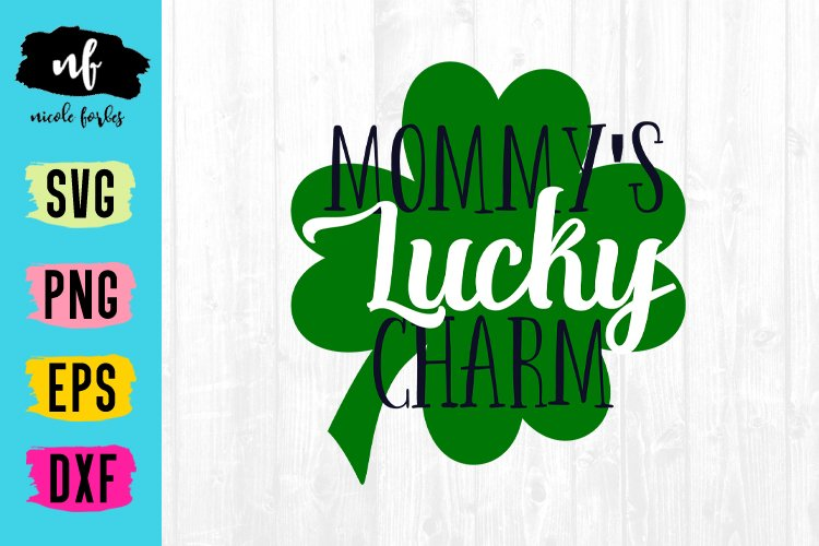 Mommy's Lucky Charm example image 1
