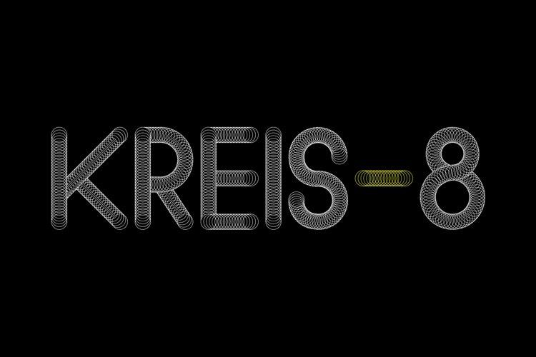 KREIS-8 | Display Font