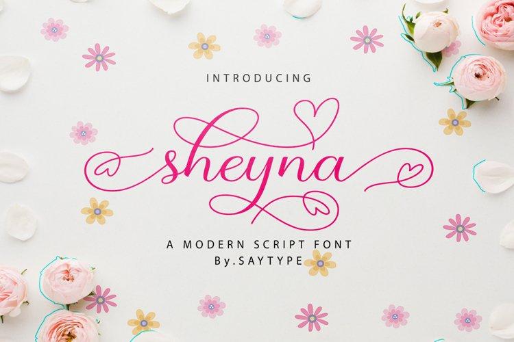 sheyna example image 1