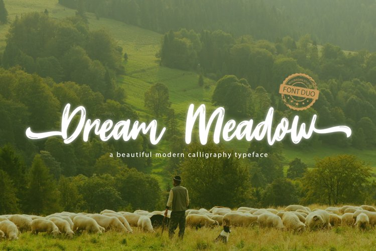 Dream Meadow example image 1