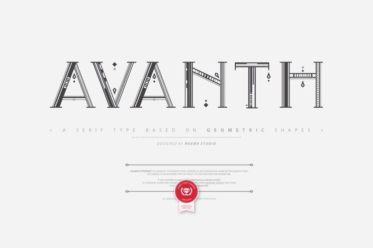 Avanth example image 1