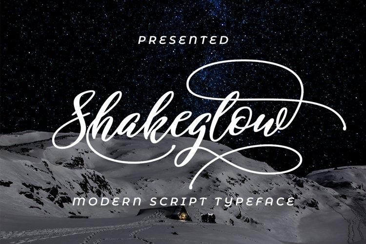 Shakeglowscript example image 1