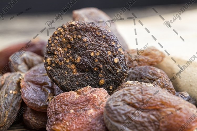 naturally dried apricots example image 1