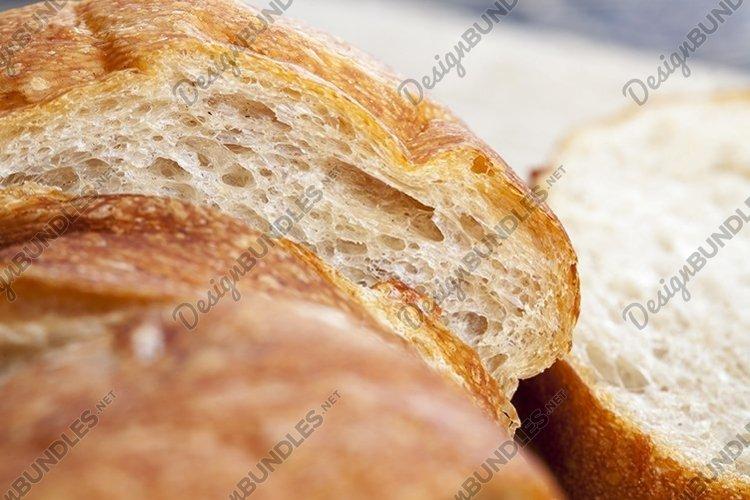 long fresh bread example image 1