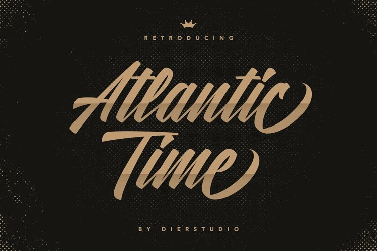 Atlantic Time example image 1