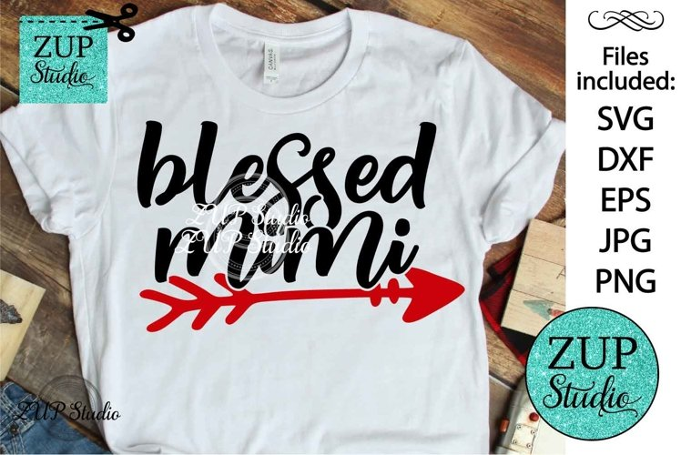 Blessed to be called Mimi SVG Digital Cutting files 406