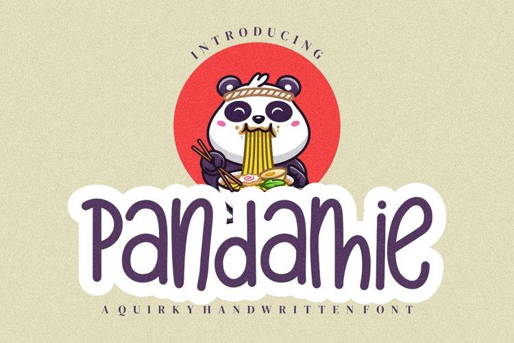 Pandamie example image 1