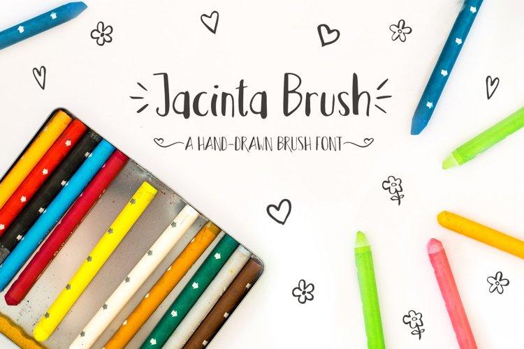 Jacinta Brush example image 1