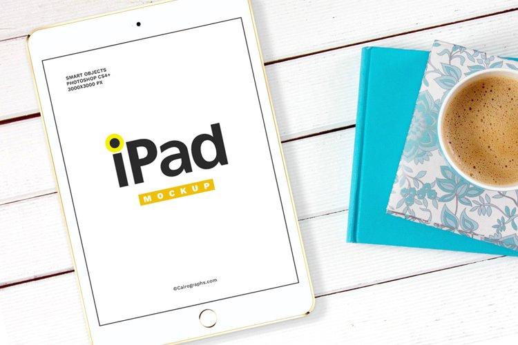 iPads Mockups Vol.2 example