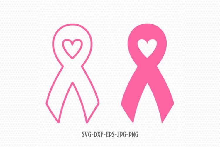breast cancer ribbon svg, Awareness svg