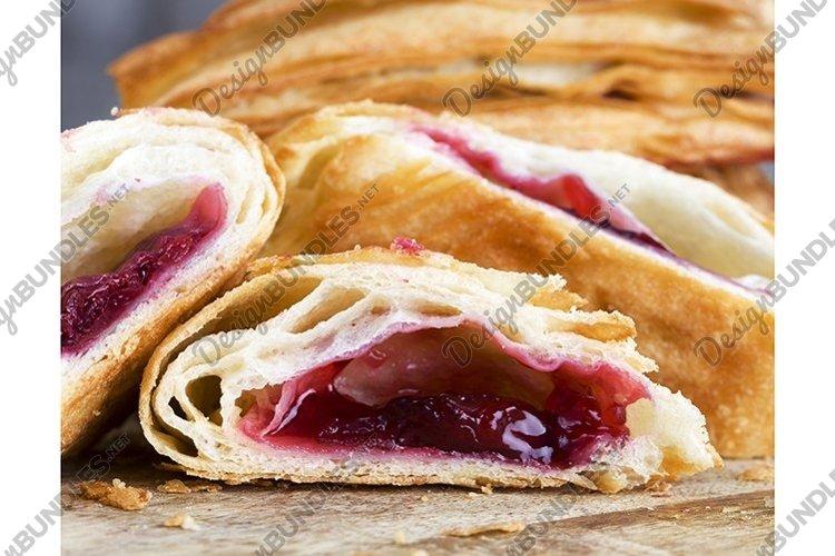 ripe cherry for bun example image 1
