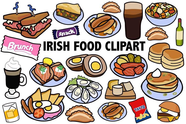 Irish Food Clipart example image 1