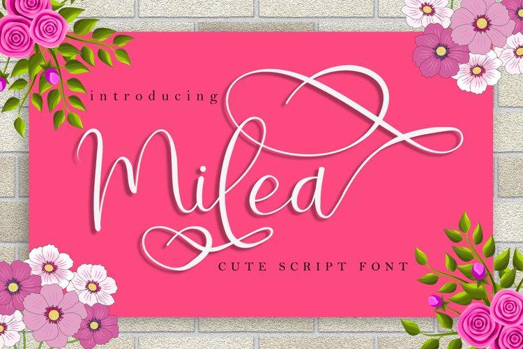 Milea example image 1