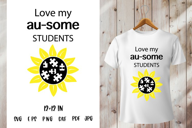Autism Quotes. Autism Awareness SVG PNG. Autism Student example image 1