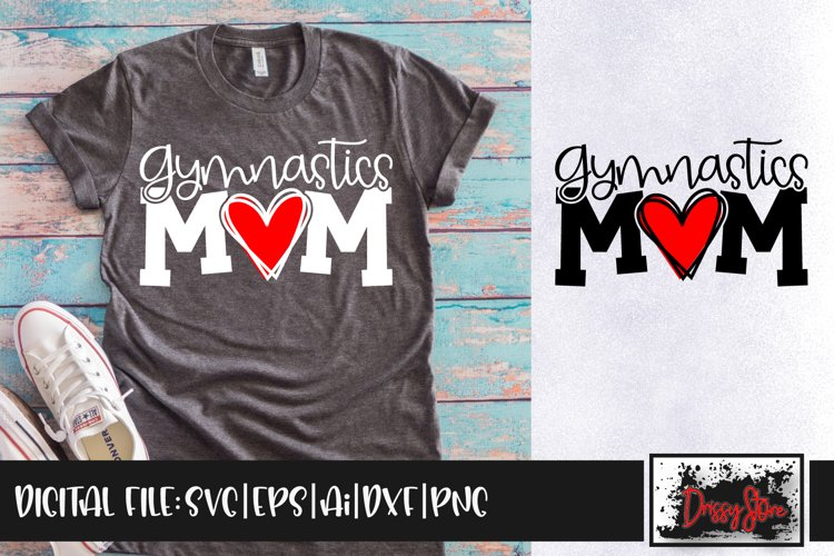 Gymnastics Mom Svg Dxf Ai Eps Png 925849 Cut Files Design Bundles