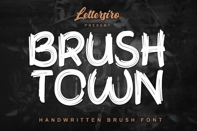 Brush Town example image 1