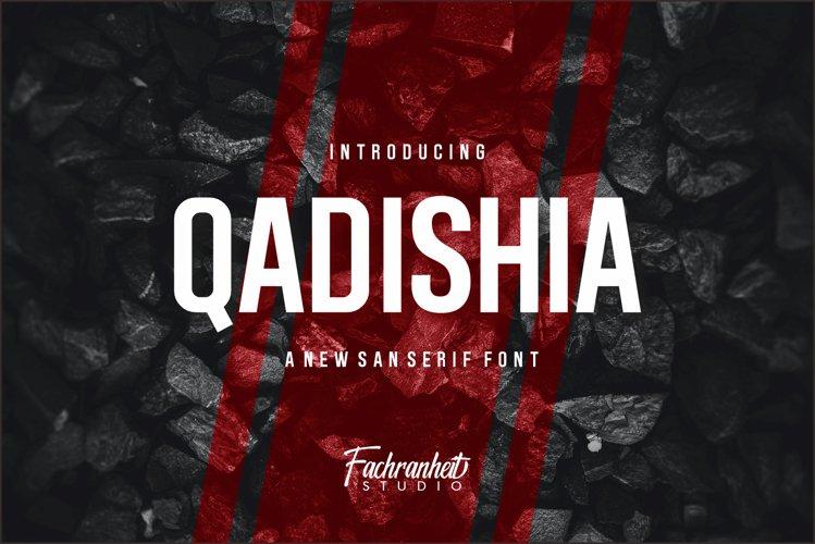 QADISHIA
