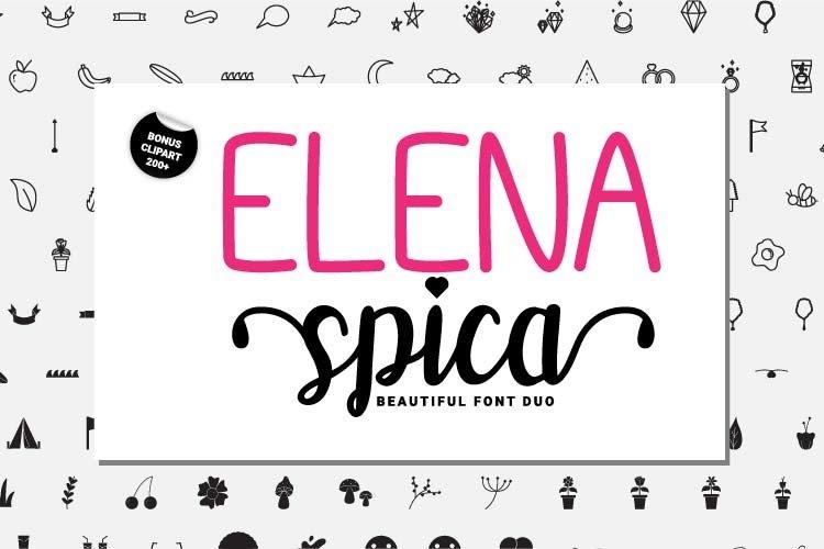 Elena Spica example image 1