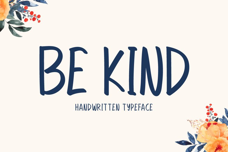 Be Kind example image 1