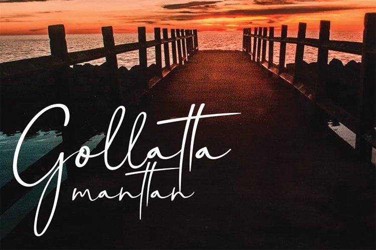 Gollatta manttan example image 1
