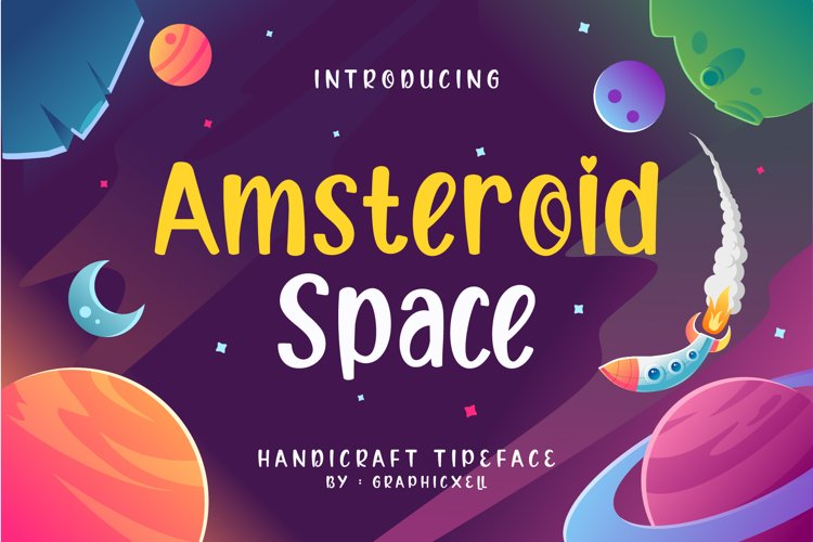 Amsteroid Space example image 1