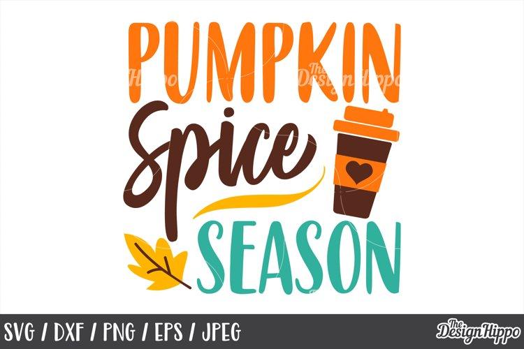 Pumpkin Spice Season Svg Dxf Png Jpeg Cut Files Cricut 153418 Cut Files Design Bundles