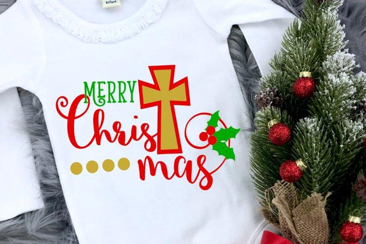 Christmas svg, Merry Christmas , shirt design example image 1