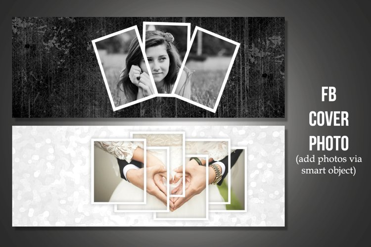 Facebook Cover Photo templates example image 1
